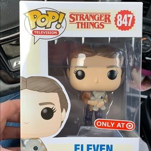 Stranger Things Target Exclusive Eleven Funko
